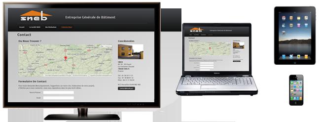 Bureau - Portable - Tablette - SmartPhone